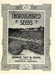 A catalogue of thoroughbred seeds
