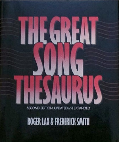Download The great song thesaurus
