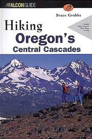 Hiking Oregon's Central Cascades PDF