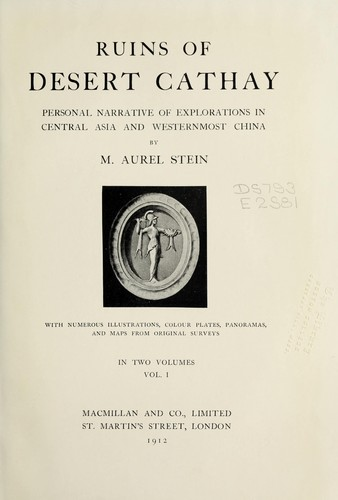 Download Ruins of desert Cathay