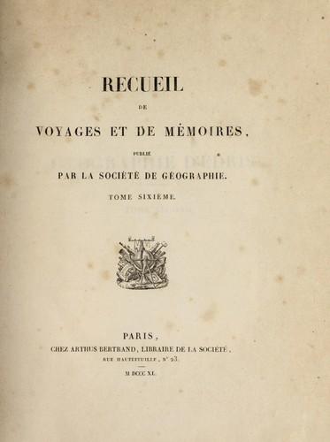 Géographie d'Edrisi.