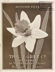 Autumn 1923 [catalog]