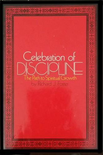 Download Celebration of discipline