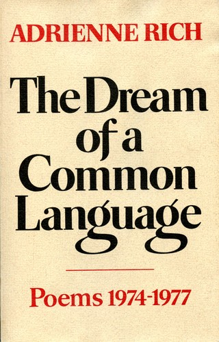 Download The dream of a common language