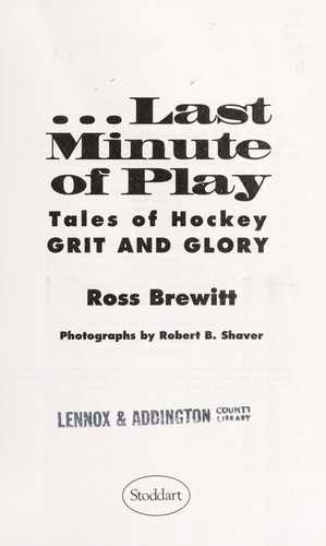Download …Last minute of play