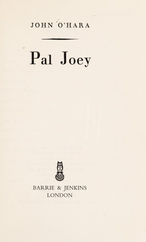 Download Pal Joey