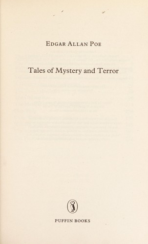 Download Tales of mystery and terror