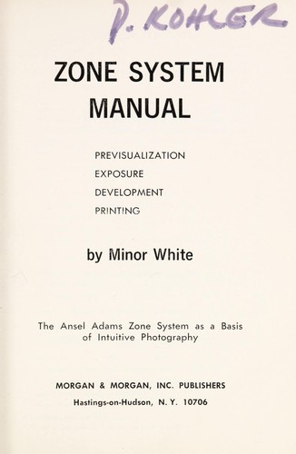 Download Zone system manual