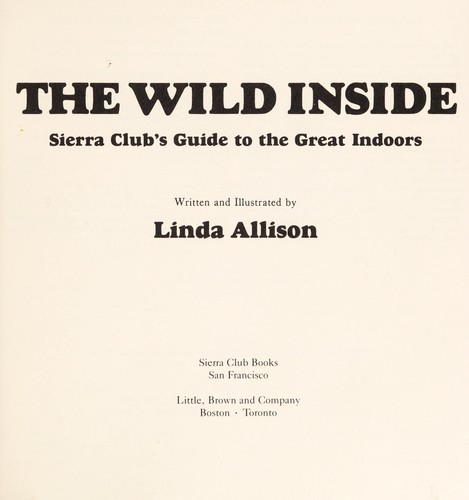 Download The wild inside