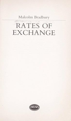 Download Rates of Exchange (Arena Books)