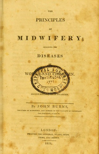 Download The principles of midwifery