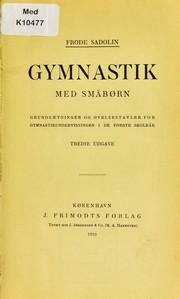 Gymnastik med sm©Æb©ırn