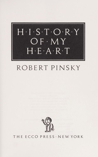 History of my heart
