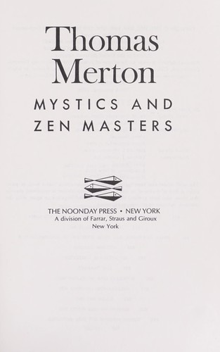 Download Mystics and Zen masters