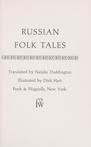 Download Russian folk tales.