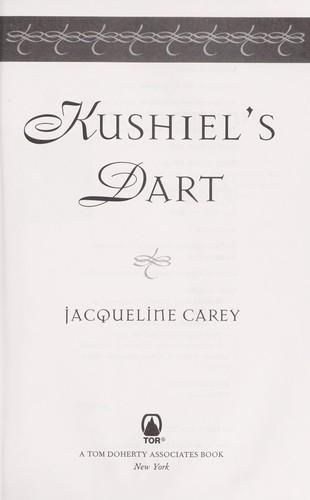Kushiel's dart