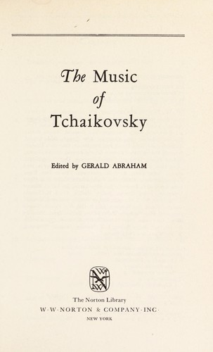 The music of Tchaikovsky.