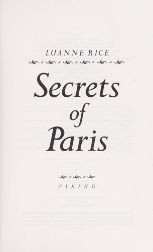 Download Secrets of Paris