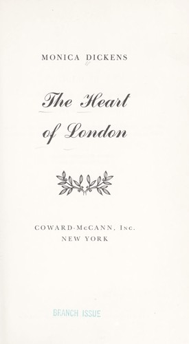 The heart of London.