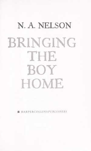 Download Bringing the boy home