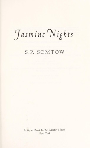 Download Jasmine nights