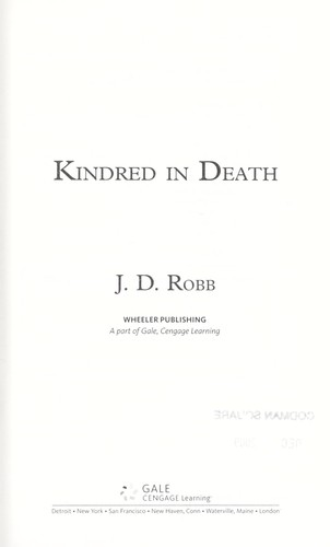 Download Kindred in death