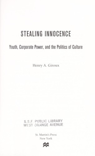 Download Stealing innocence