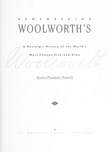 Download Remembering Woolworth's
