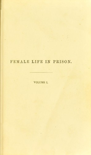 Download Female life in prison