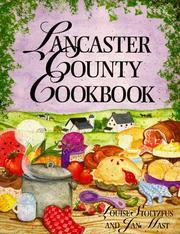 Lancaster County cookbook PDF