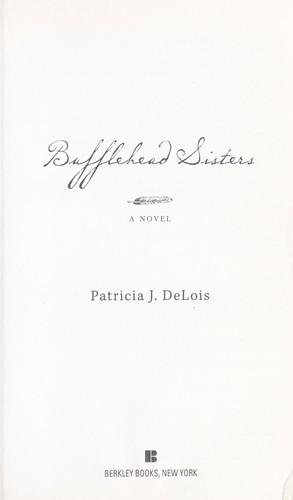 Bufflehead sisters