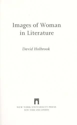 Images of woman in literature