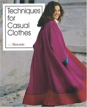Techniques for Casual Clothes (Threads On) PDF