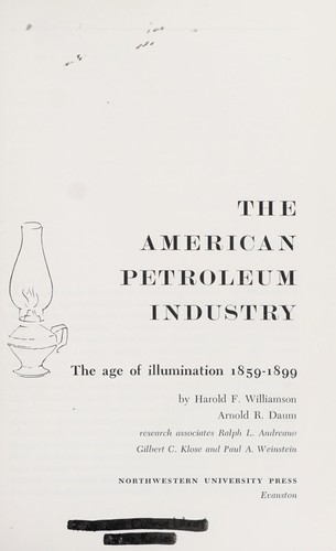 Download The American petroleum industry