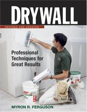 Drywall by Myron R. Ferguson