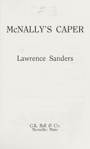 Download McNally's caper
