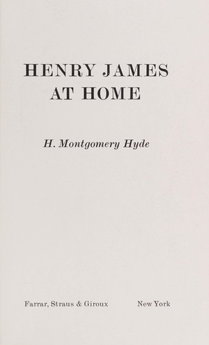 Download Henry James at home