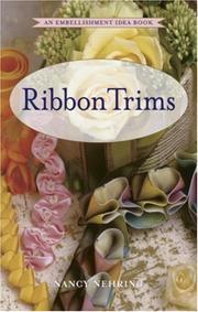 Ribbon Trims (Embellishment Idea Books) PDF