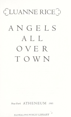 Angels all over town