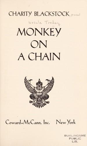 Monkey on a chain