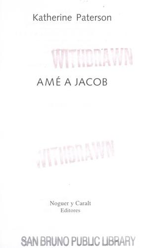 Download Amé a Jacob