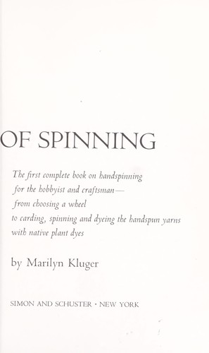 The joy of spinning.