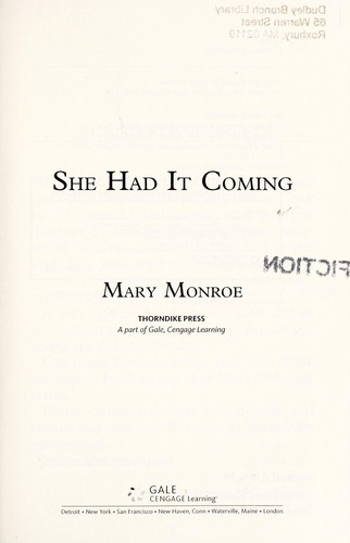 Download She had it coming