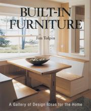 Built-in furniture by Jim Tolpin