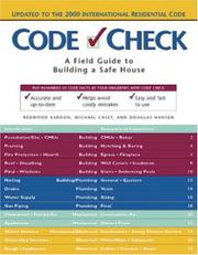 Code check by Redwood Kardon