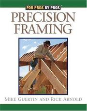 Cover of: Precision Framing by Mike Guertin