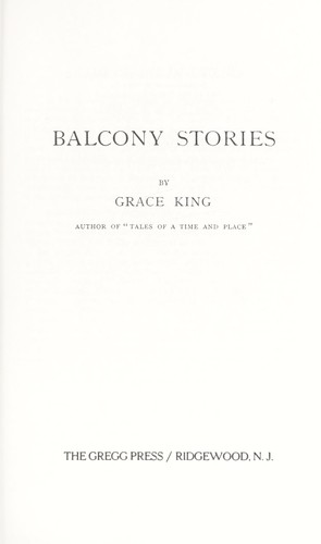Download Balcony stories.