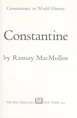 Constantine. —