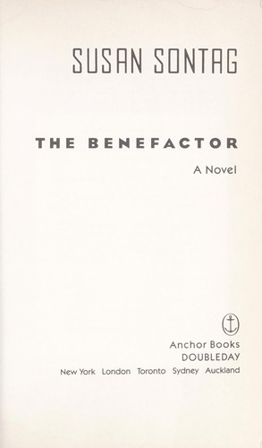 Download The benefactor