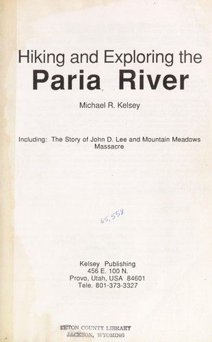 Download Hiking and exploring the Paria River